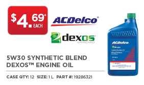 Wholesale specials 5w30 synthetic blend dexos engine oil for Dexos synthetic motor oil